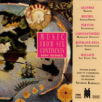 Music from Six Continents